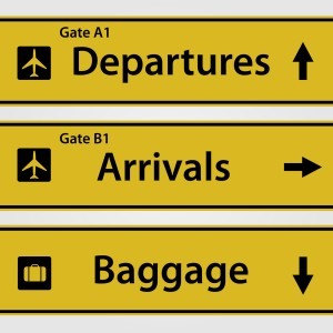 Departure Preparation:  Register Your Travel Plans