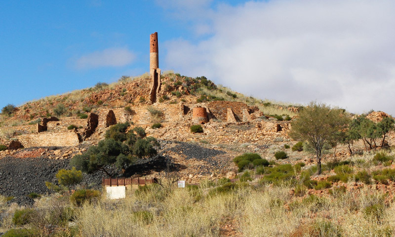 Daydream Mine, Silverton, Outback Australia Road Trip